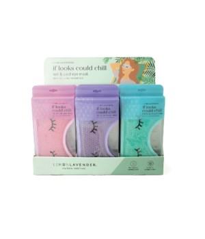 Lemon Lavender™ Relax Mask 24PC