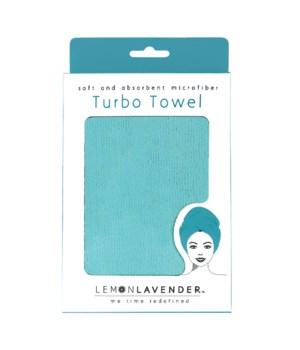 Teal Lemon Lavender™ Turbo Towel 3PC