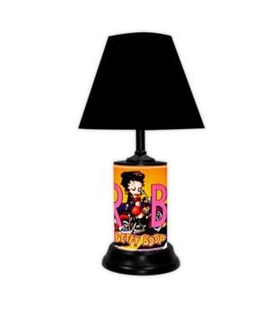 Betty Boop Orange Lamp