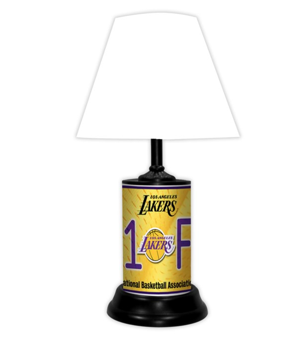 LAKERS LAMP WT