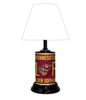 Minnesota Golden Gophers Lamp