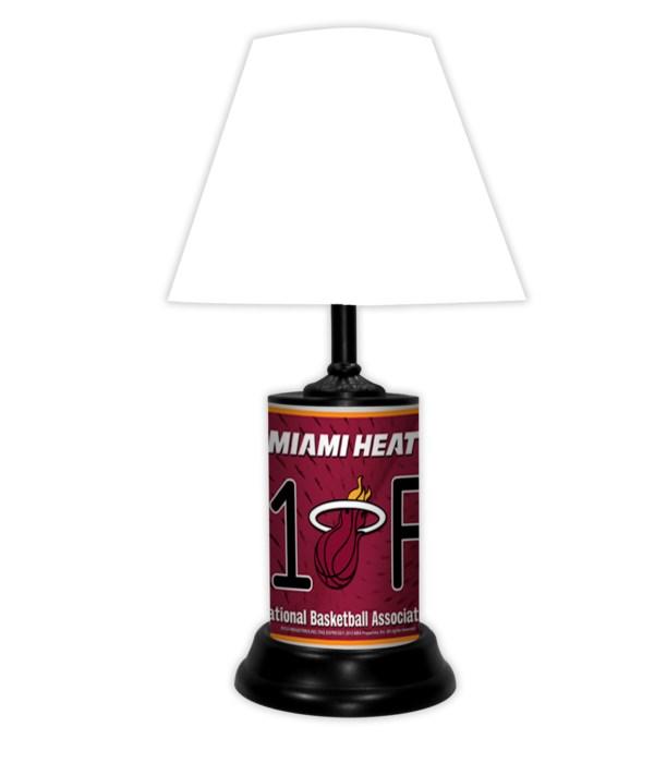 MIAMI HEAT LAMP-WT