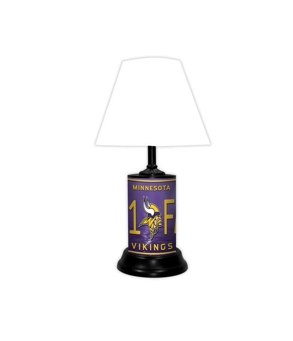MN Vikings Lamp