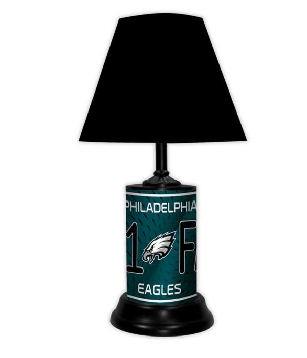 PHIL EAGLES LAMP-BK