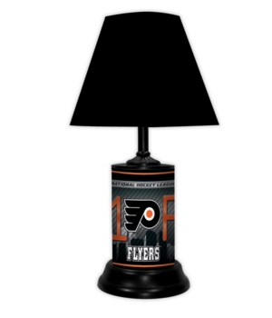 PHIL FLYERS LAMP-BK