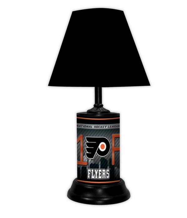 PHIL FLYERS LAMP-BK