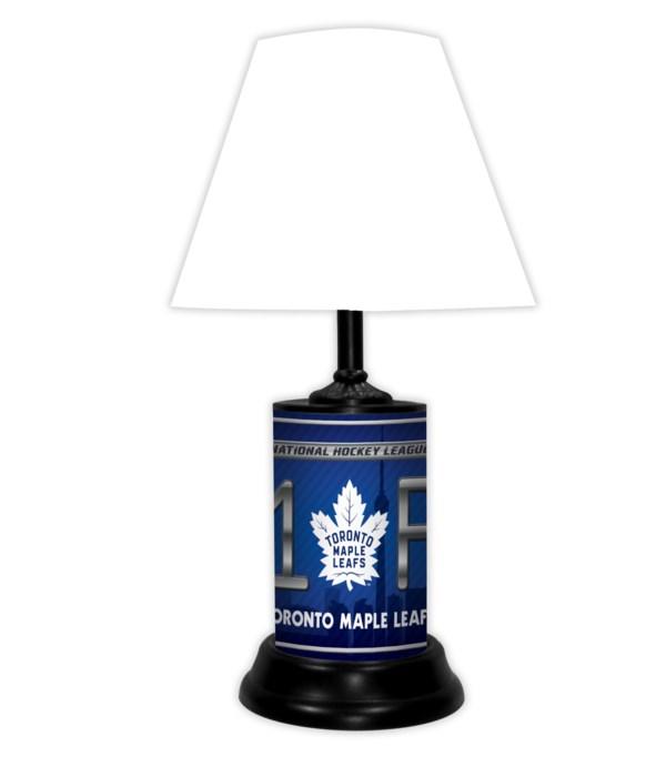 TOR MAPLE LEAFS LAMP-WT
