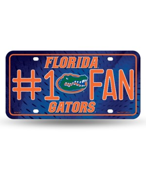 FL GATORS LICENSE PLATE