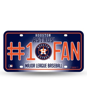 HOU ASTROS LICENSE PLATE