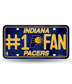 PACERS LICENSE PLATE