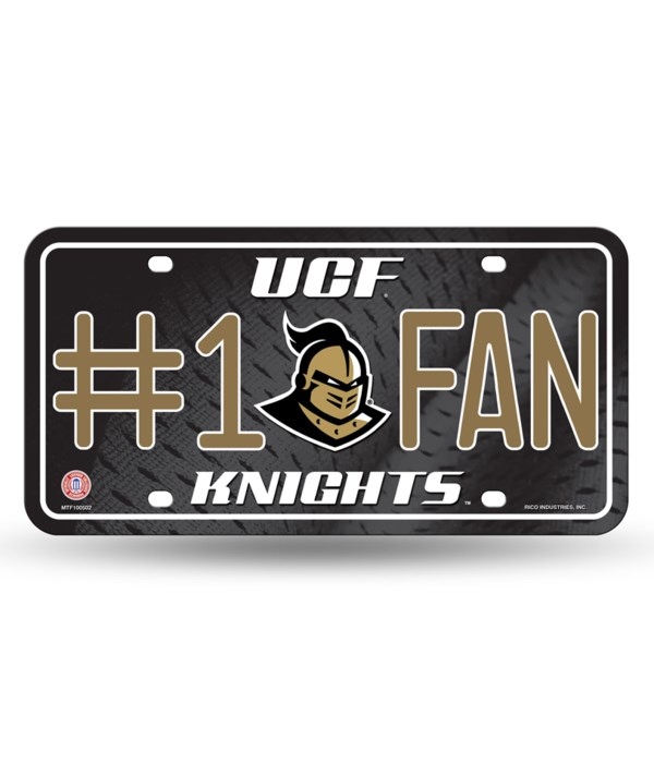 CENTRAL FLORIDA LICENSE PLATE