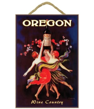 Women Dancing with Wine - Lantern Press