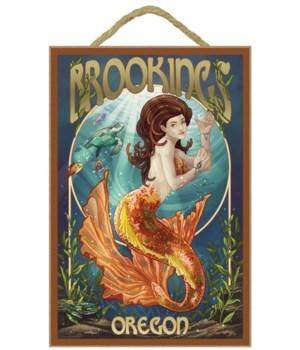 """Mermaid - """"Brookings, Oregon"""""""