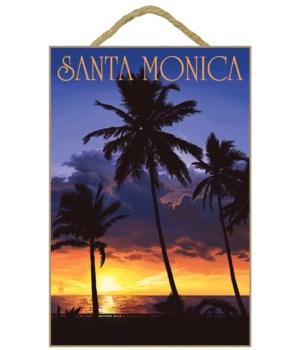 "Palms & Sunset ""Santa Monica"" – LP Poste"