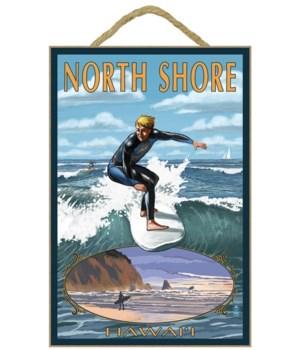 """Cutback Surfing - """"Frth Shore, Hawai'i"""""""
