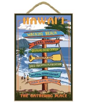 Hawaii - Sign Destinations - Lantern Pre