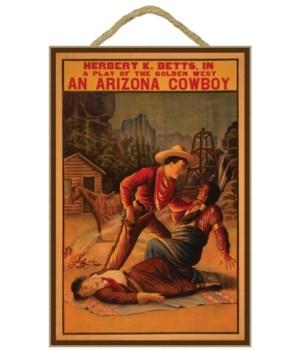 An Arizona Cowboy - Cowboy and Indian Fi
