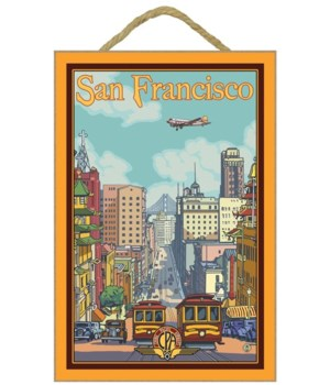 California Street - San Francisco, CA -