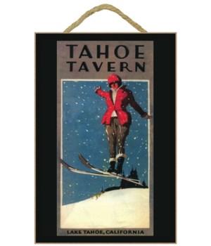 Lake Tahoe, California - Tahoe Tavern Pr