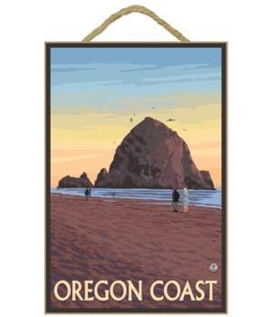 Cannon Beach, Oregon - Haystack Rock LP