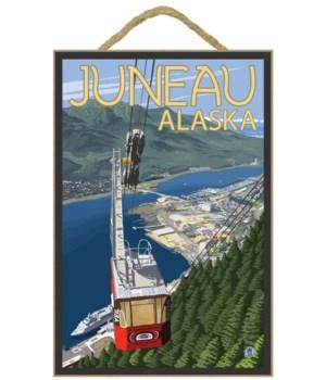 Juneau, Alaska - Mt. Roberts Tram - Lant