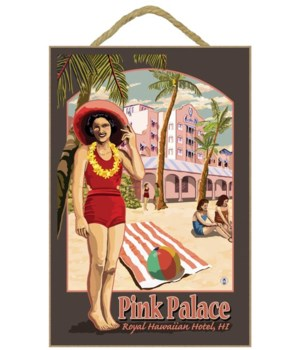 Hawaii - Royal Hawaiian Hotel - LP Origi