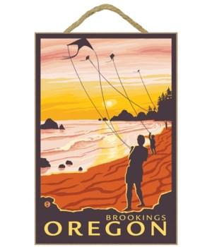 Beach & Kites - Brookings, Oregon - LP O