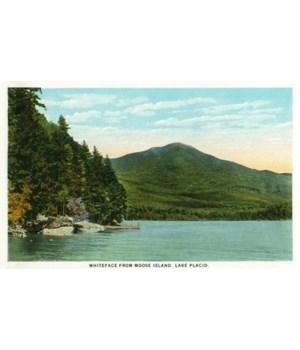 Lake Placid, NY- Whiteface Mountain 1927