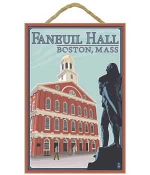 Faneuil Hall - Boston, MA - Lantern Pres