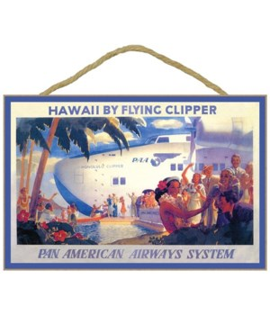 Hawaii By Clipper - Pan American Travel