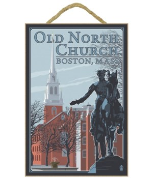 Old north Church - Boston, MA - Lantern