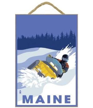 SFwmobile Scene - Maine - Lantern Press