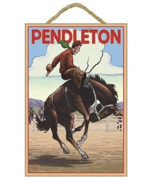 Bucking Bronco - Pendleton, Oregon - Lan