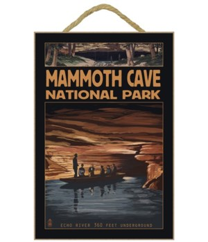 Mammoth Cave - Echo River