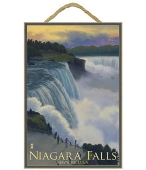 Niagara Falls, New York - Lantern Press