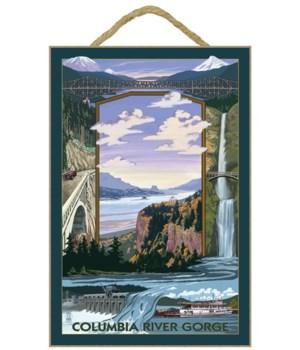 Columbia River Gorge Views - Lantern Pre