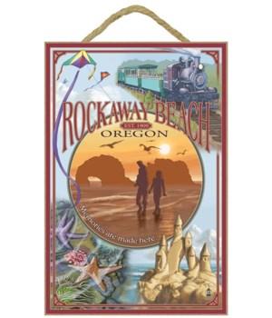 Rockaway Beach, Oregon Views - Lantern P