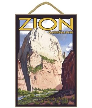Great White Throne - Zion - Lantern Pres