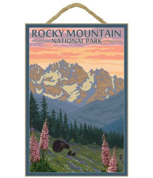 Rocky Mountain National Park, Colorado -