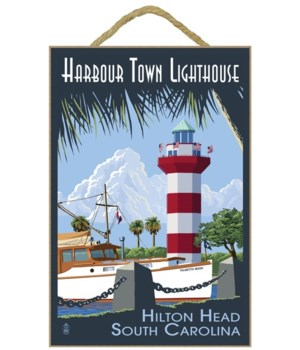 Hilton Head, South Carolina - Harbour To