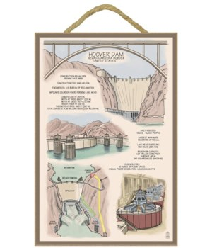 Hoover Dam - Technical - Lantern Press 7