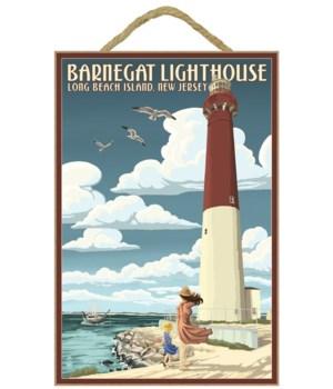 Barnegat Lighthouse - New Jersey Shore -