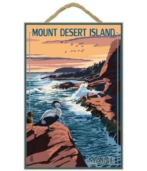 Acadia National Park, Maine - Mount Dese