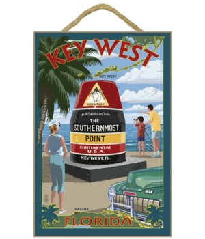 Key West, Florida - Southernmost Point -