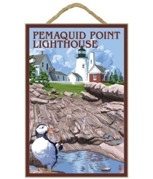Pemaquid Lighthouse - Maine - Lantern Pr