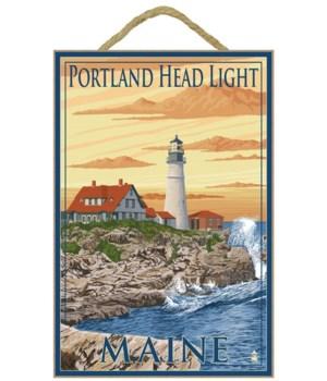 Portland Head Light - Portland, Maine -