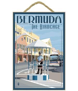 Bermuda - The Birdcage - Lantern Press 7
