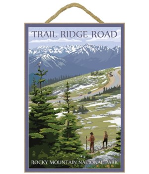Trail Ridge Road - Rocky Mountain Nation