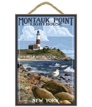 Montauk Point Lighthouse - New York - La