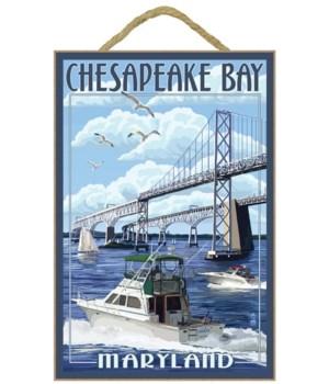 Chesapeake Bay Bridge - Maryland - Lante
